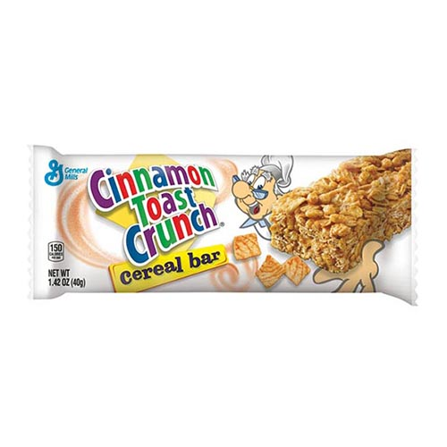 Nutrition Facts Cinnamon Toast Crunch Cereal - Nutrition ...