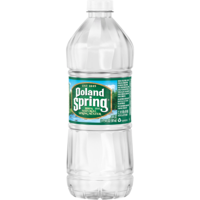 Poland Spring 20 oz bottle